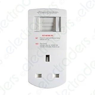 PowerBreaker J02A-C RCD Adaptor Plug Non Latching (Active)