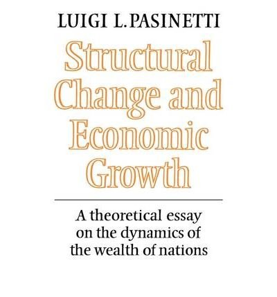 [(Structural Change and Economic Growth: A Theoretical Essay on the Dynamics of the Wealth of Nations )] [Author: Luigi L. Pasinetti] [Mar-2009]