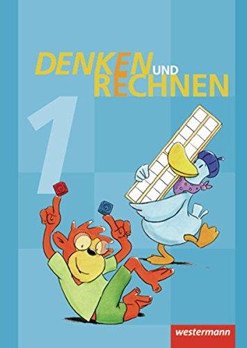 Preisvergleich Produktbild Denken und Rechnen - Ausgabe 2011 für Grundschulen in Hamburg, Bremen, Hessen, Niedersachsen, Nordrhein-Westfalen, Rheinland-Pfalz, Saarland und Schleswig-Holstein: Schülerband 1