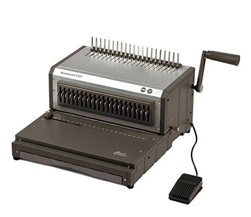 ProfiOffice® Bindstream E25+, elektrisches Bindegerät / Spiralbindegerät / Plastikbindegerät, DIN A4 (79024)