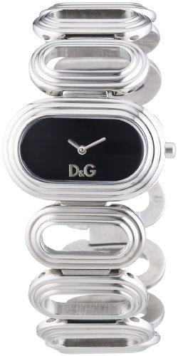 D&G Dolce&Gabanna Cortina Damen-Armbanduhr silberDW0616