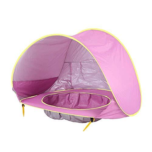 GFF LA6 Kinderzelt Indoor Jungen und Mädchen Spielzeug Spielhaus Outdoor Sonnenschutz Strand Kinderpool Zelt