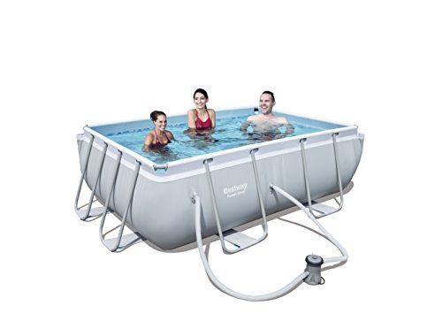 Bestway Frame Pool Power Steel Set 282x196x84 cm - 2