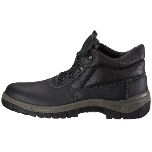 76623- Chaussures De Sécurité Bottes De Sécurité Uk Rostock S3 Iso 20345 Sra - Gamme 10.5 - Noir, Couleur Noir, Taille 42