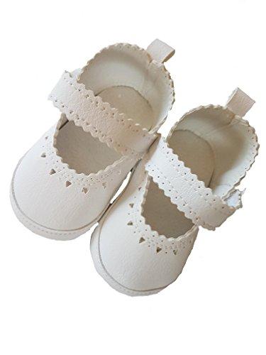Esprito Esprito Taufschuhe Babyschuhe Mädchenschuhe Gr. 12 cm in Weiß