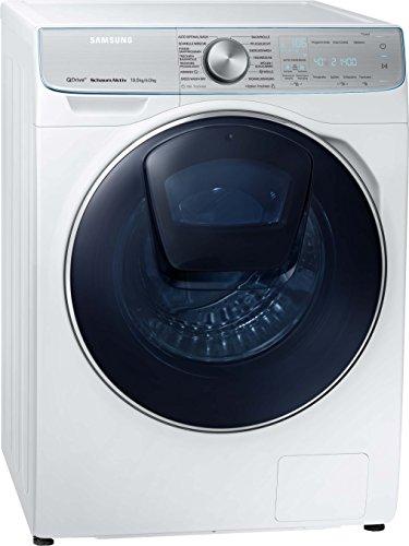Samsung WD8800 WD10N84INOA/EG QuickDrive Waschtrockner/a/28000 kWh/Jahr/1400 UpM/10 kg/12000 L/jahr/5 kg Waschen und Trocknen in NUR 3 Stunden/Weiß/Amazon Dash Replenishment fähig