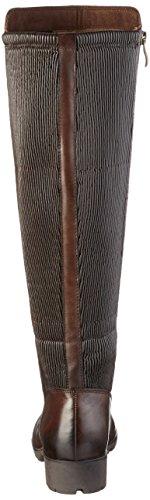Caprice 25617, Bottes Classiques Femme Marron (Dk Brown Comb 328)