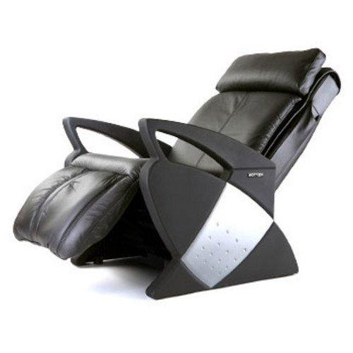 Massagesessel | Massagestuhl Leder schwarz Keyton City - Top Angebot von welcon.de