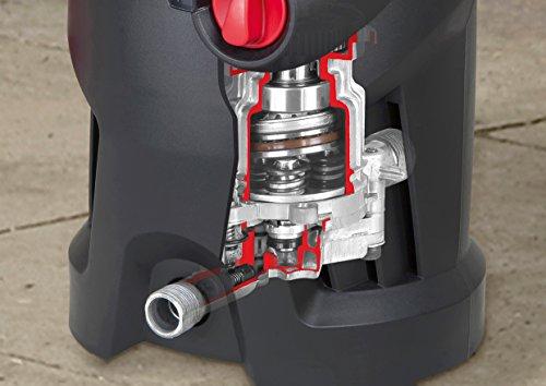 Skil Hochdruckreiniger Urban Series 0761 AA, Karton (1400 W, 105 bar, 370 l/h, 11 m Arbeitsbereich, Easy Storage) -