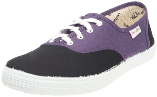 Victoria Inglesa Bicolor, A bout rond homme Violet (Purpura)