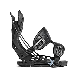 Flow Snowboardbindung NX2 schwarz (200) L