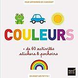 Les Couleurs du monde, plus de 60 activités pour apprendre les couleurs en s'amusant