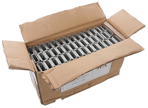 Grizzly h60101Agrafes pour revêtement de sol Cloueuse pneumatique, 5000pc. par Grizzly