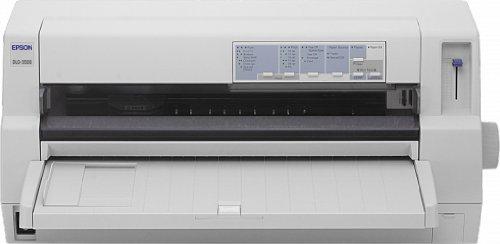 Epson DLQ-3500 impresora de matriz de punto - Impresora matricial de punto (360 x 180 DPI, 550 carácteres por segundo, 594 carácteres por segundo, 165 carácteres por segundo, 10,12 carácteres por pulgada, 8 copias)