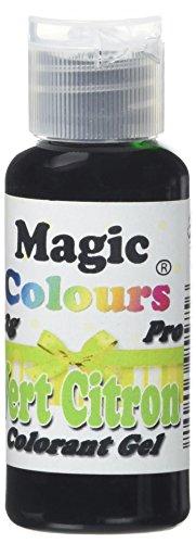 Magic Colorant Casher Gel Citron Vert 32 g