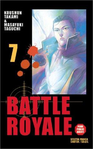 Battle Royale, tome 7