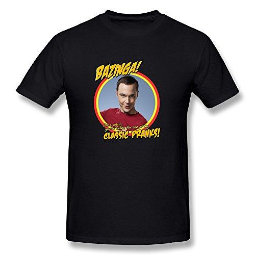 Mokro T-shirt  Herren T-Shirt Schwarz Schwarz