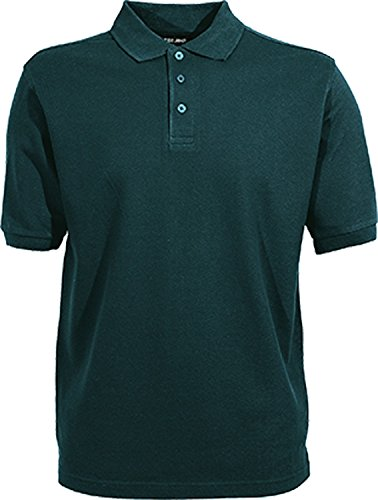 TJ1400N Mens Heavy Polo Piqué Spring Green