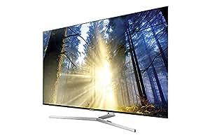 "Samsung UE55KS8000T 55"" 4K Ultra HD Smart TV Wi-Fi Black,Silver LED TV - LED TVs (139.7 cm (55""), 4K Ultra HD, 3840 x 2160 pixels, QLED, PQI (Picture Quality Index), Flat)"