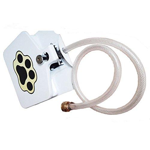 Symboat Pfote Tragbare automatische Hunde Wasserbrunnen-Hund Tier-vertraut Spender a aktiviert die Pfote