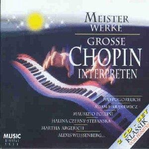 Grosse Chopin-Interpreten