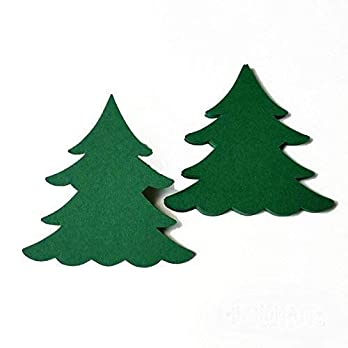 25 Geschenkanhänger Tannenbaum Weihnachten Tags Etiketten Gift Tags