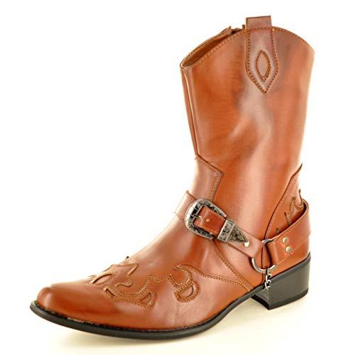 My Perfect Pair ,  Herren Cowboy Stiefel, Braun - braun - Größe: 44