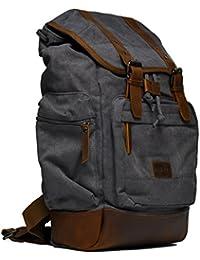 Amado Unisex Shoulder Bag (Grey) (1047-2_grey)