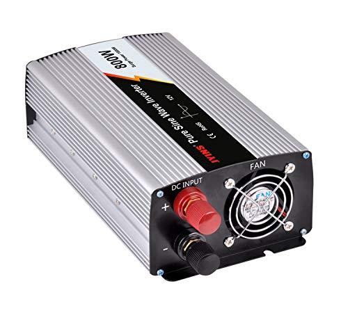 JTIH® 48V / 60V bis 220V / 110V reine Sinuswelle C Typ 800W Solar-LED-Anzeige (220v-c-typ-konverter)
