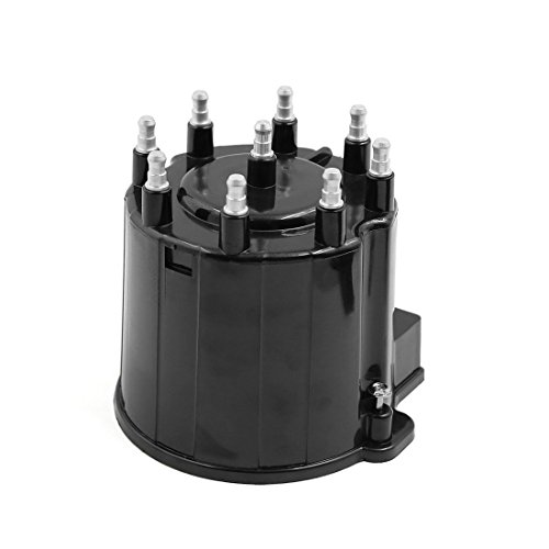 Tradico® 19166099 D303A Automobile Car Ignition System Distributor Cap for Chevrolet C1500 C2500 C3500 G10 G20 G30