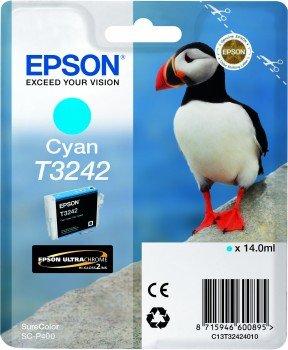 Epson T3242 Cartouche d'encre d'origine Cyan
