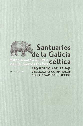 Santuarios De La Galicia Celtica (LECTURAS DE HISTORIA) por Marco Virgilio García Quintela