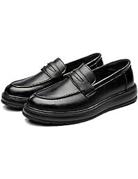 2018 Chaussures d affaires Formelles pour Hommes Mocassins Slip-on  Classiques en Cuir PU 922ef00201ce