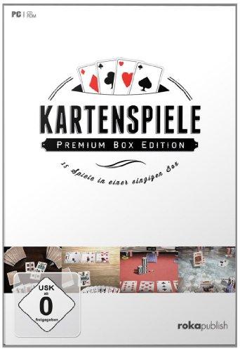 Kartenspiele Premium Box