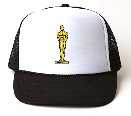 Oscar Awards Statue Gold T-Shirt Trucker Hat