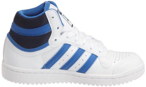 adidas Originals Top Ten Hi K, Baskets mode mixte enfant Blanc (G63350)