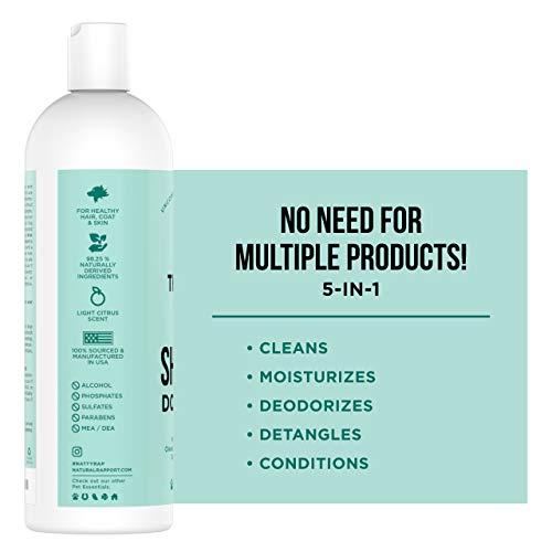 Zoom IMG-1 shampoo balsamo per cani con