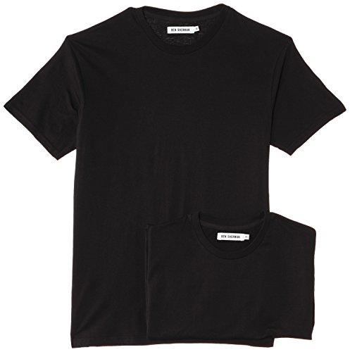 ben-sherman-mens-n5-3000-bs-vest-black-medium