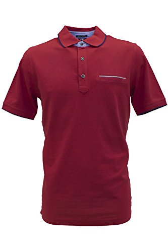 "Pierre Cardin ""Premium Cotton"" Polo-Shirt in 7 Farben racing"