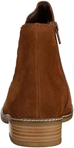 Gabor Shoes Comfort Sport, Stivali Chelsea Donna Marrone (41 Whisky Micro)