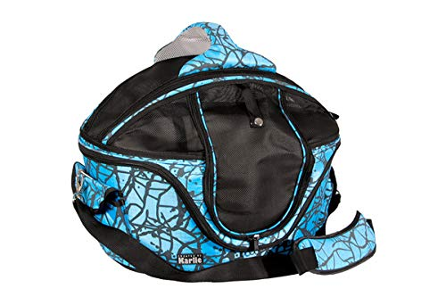 Karlie Shopper De Luxe, Nylon, 48 x 40 x 36 cm, M, blau (Wert Shopper)