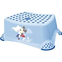 OKT Kids 18431614046 taburete Mickey Mouse, color azul claro