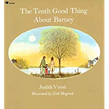 The Tenth Good Thing About Barney