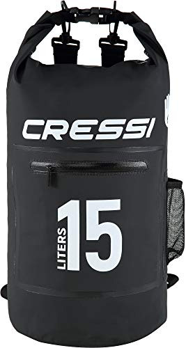 Cressi Dry Bag with Zip Mochila Impermeable