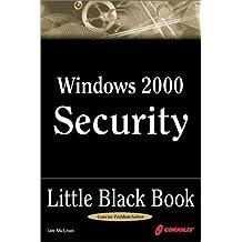 Windows 2000 Security Little Black Book