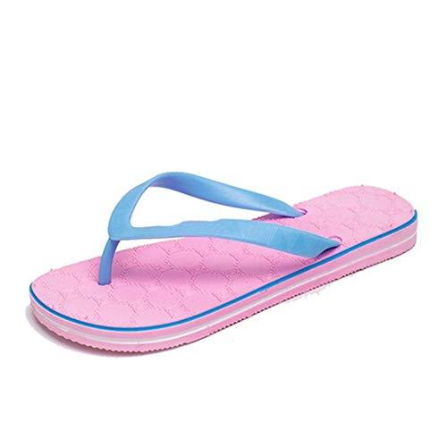 BSTLY Flip Flops Ideal für Strandurlaub, Sandalen - Rutschfest - Hausschuhe Gravis Flip Flops