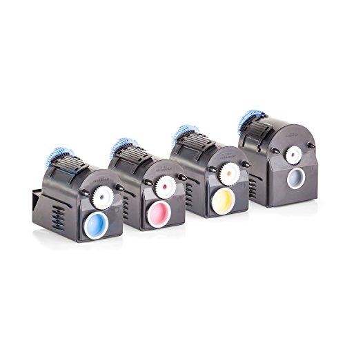 Preisvergleich Produktbild Inkadoo Toner passend für Canon IR-C 2380 i kompatibel zu Canon C-EXV 21 0452B002-0455B002-4x Premium Drucker-Kartusche Alternativ - Schwarz,  Cyan,  Magenta,  Gelb - 1x26000 & 3x14000 Seiten