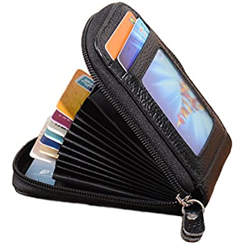 Hengying , Porta carte di credito  Nero Black s