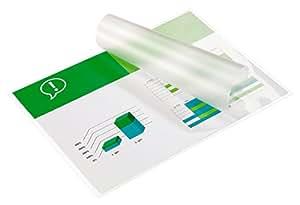 GBC Pochettes de plastification, format A3, brillant, 2x125 microns, lot de 100