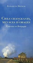 Ciels changeants, menaces d'orages : Vignerons en Bourgogne
